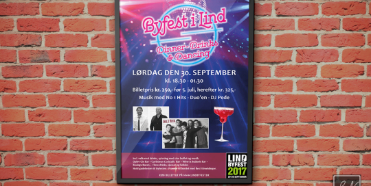 byfest Plakat SN-mediegrafiker
