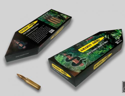 Ammunitions emballage