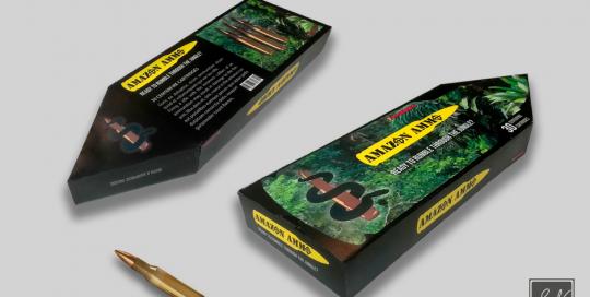 Ammunition Emballage SN-mediegrafiker