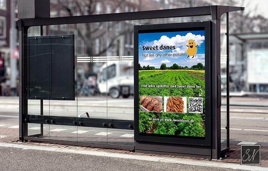 Kartoffel plakat SN mediegrafiker